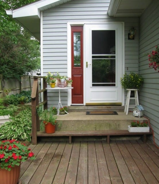Porch Pictures For Design And Decorating Ideas: 26 Mesmerizing And Welcoming Small Front Porch Design Ideas