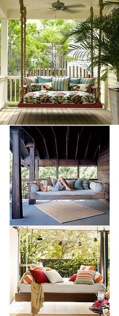 26 Stunning Creative Porch Design Ideas For DIY Enthusiasts  (18)