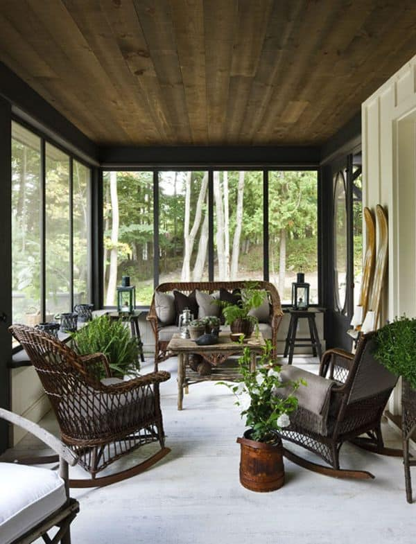 26 Stunning Creative Porch Design Ideas For DIY Enthusiasts  (19)