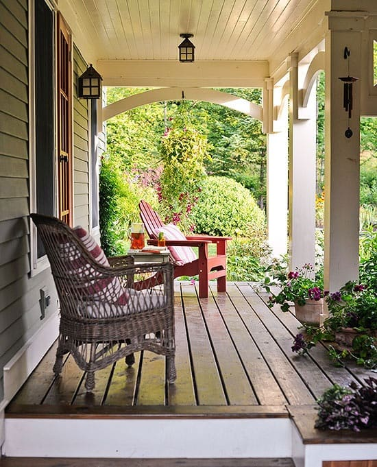 26 Stunning Creative Porch Design Ideas For DIY Enthusiasts (25)