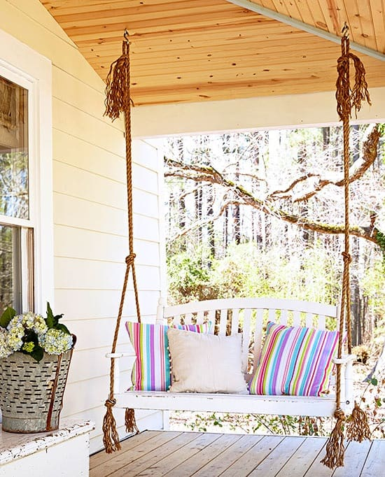 26 Stunning Creative Porch Design Ideas For DIY Enthusiasts