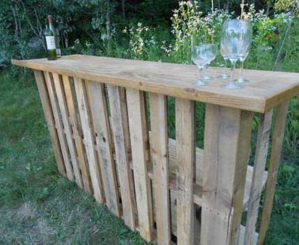 26 Super Cool Inexpensive Outdoor Bars For Your Home Homesthetics Designs  (19)
