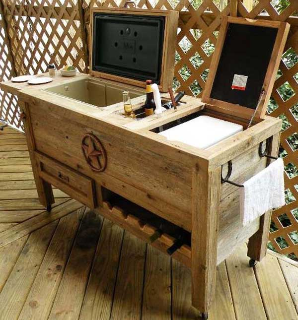 26 Super Cool Inexpensive Outdoor Bars For Your Home Homesthetics Designs  (5)