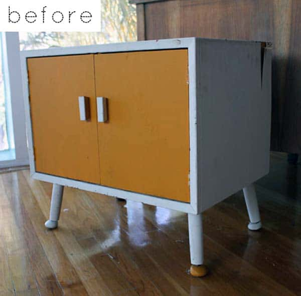 27 Super Cool Furniture Transformations Done With Wallpaper homesthetics decor (2)