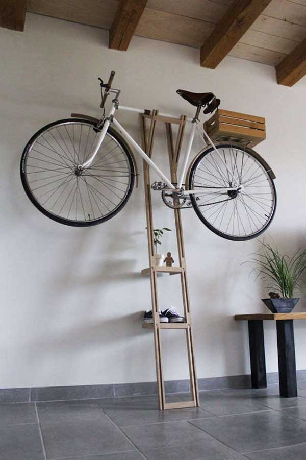 30 Design Ideas on How to Decorate With Bikes in Your Household homesthetics decor (10)