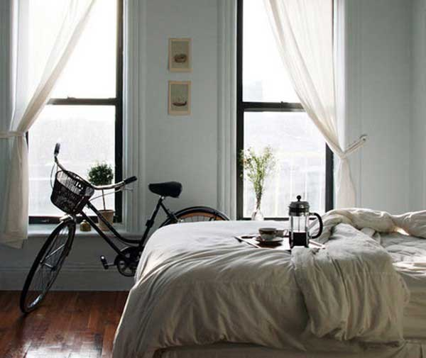 30 Design Ideas on How to Decorate With Bikes in Your Household homesthetics decor (5)