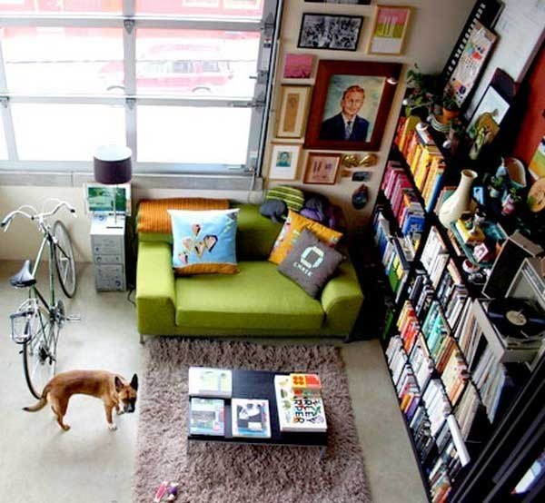 30 Design Ideas on How to Decorate With Bikes in Your Household homesthetics decor (9)