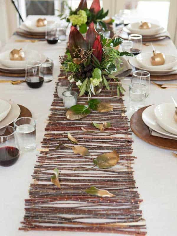 30 Magical DIY Fall Decorations For Your Household homesthetics ideas (10)