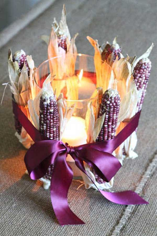 30 Magical DIY Fall Decorations For Your Household homesthetics ideas (13)