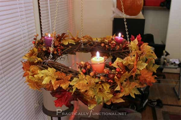 30 Magical DIY Fall Decorations For Your Household homesthetics ideas (2)