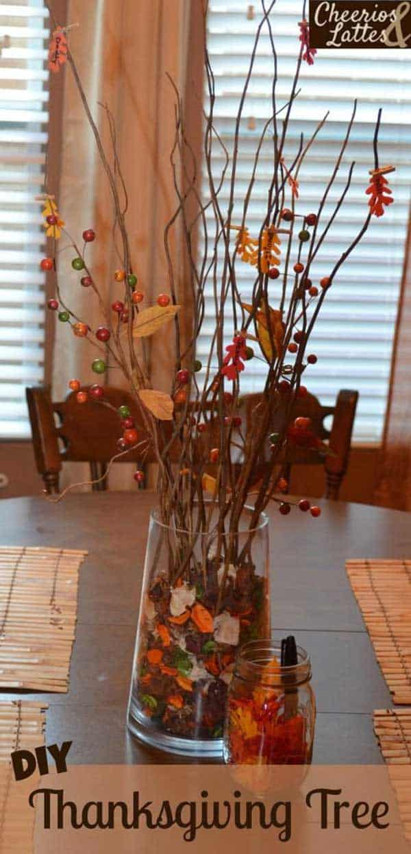 30 Magical DIY Fall Decorations For Your Household homesthetics ideas (22)