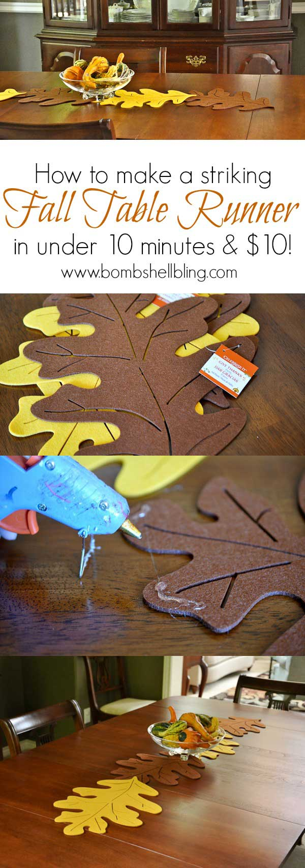 30 Magical DIY Fall Decorations For Your Household homesthetics ideas (23)