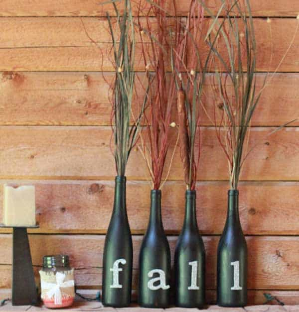 30 Magical DIY Fall Decorations For Your Household homesthetics ideas (8)