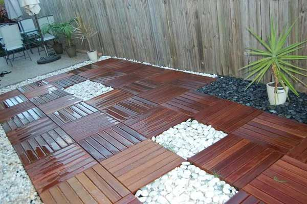 32 Highly Creative and Cool Floor Designs For Your Home and Yard  homesthetics design (13