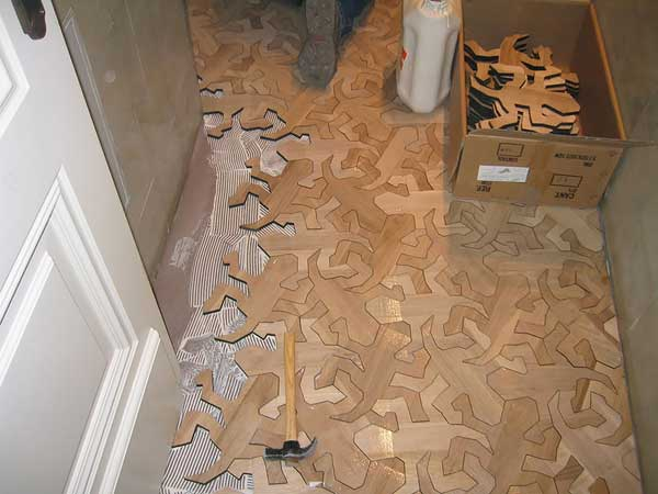 Highly Creative And Cool Floor Designs