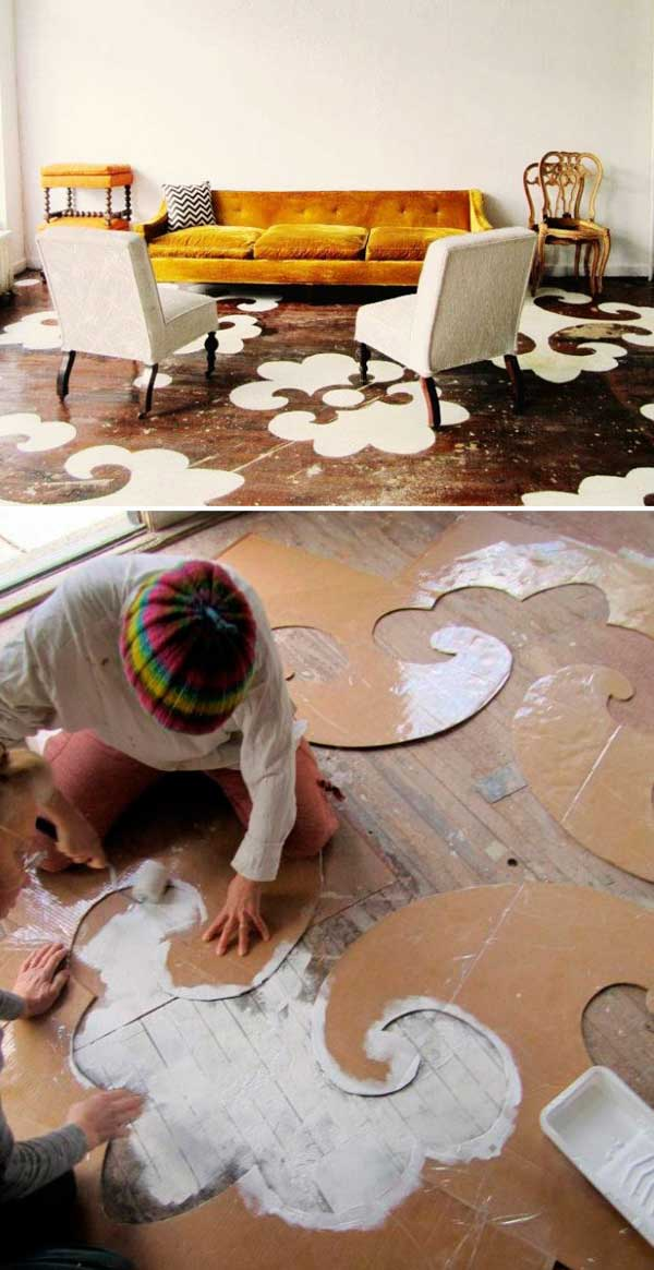 32 Highly Creative and Cool Floor Designs For Your Home and Yard homesthetics design (26)