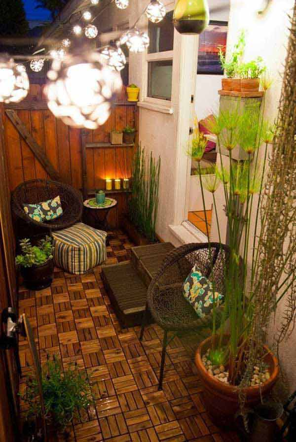 32 Highly Creative and Cool Floor Designs For Your Home and Yard homesthetics design (33)