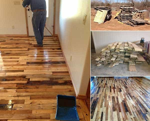32 Highly Creative And Cool Floor Designs For Your Home And Yard  Homesthetics Design (7
