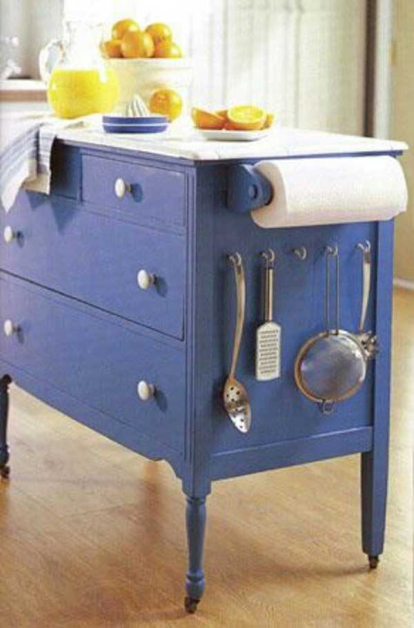 32 Super Neat and Inexpensive Rustic Kitchen Islands to Materialize  homesthetics decor (18)