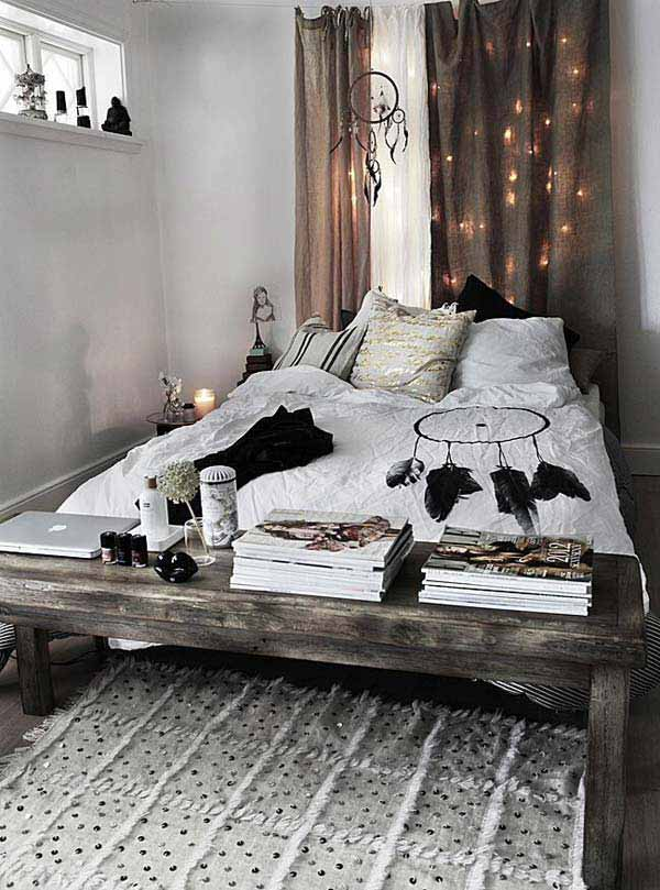 35 Mesmerizing Boho-Chic Interiors Infused With Love homesthetics decor (1)