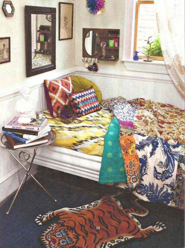 35 Mesmerizing Boho-Chic Interiors Infused With Love homesthetics decor (10)