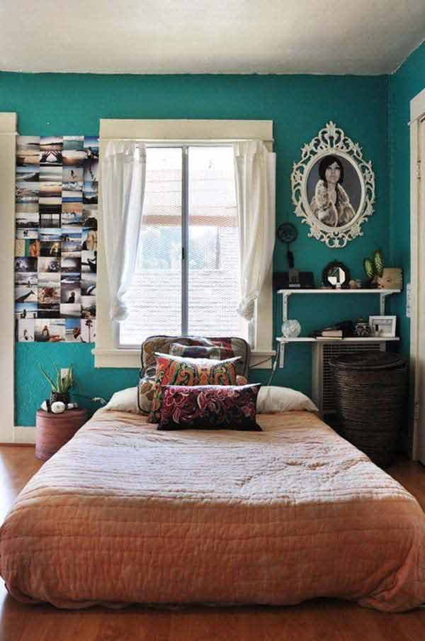 35 Mesmerizing Boho-Chic Interiors Infused With Love homesthetics decor (11)