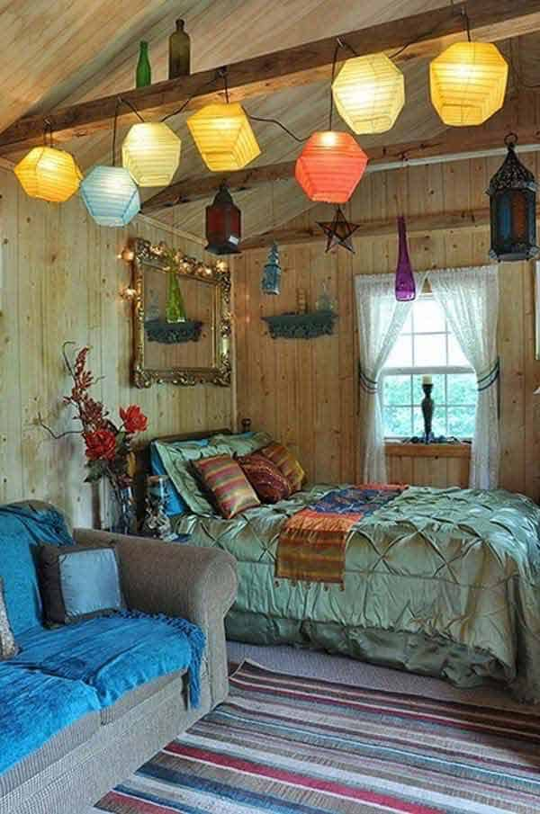 35 Mesmerizing Boho-Chic Interiors Infused With Love homesthetics decor (13)