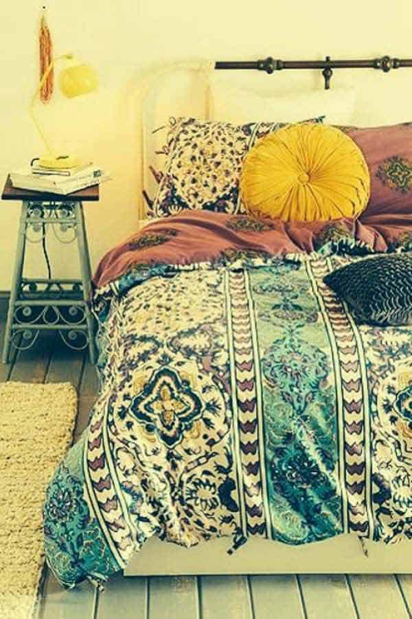 35 Mesmerizing Boho-Chic Interiors Infused With Love homesthetics decor (20)