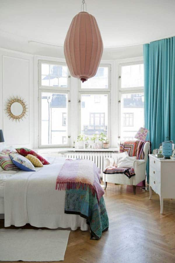 35 Mesmerizing Boho-Chic Interiors Infused With Love homesthetics decor (25)