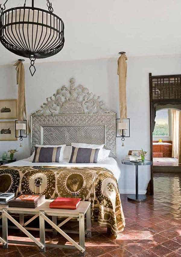 35 Mesmerizing Boho-Chic Interiors Infused With Love homesthetics decor (26)
