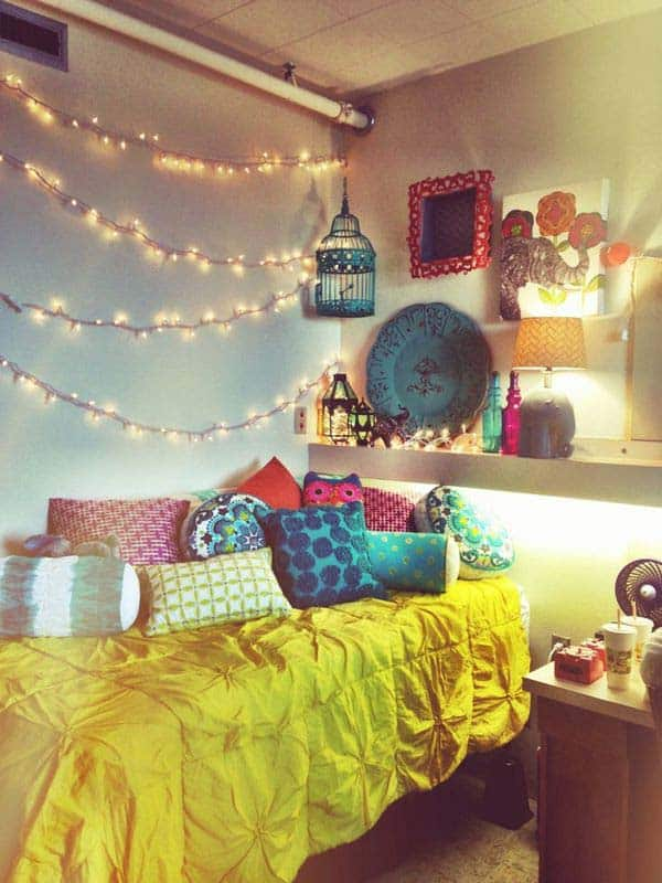 35 Mesmerizing Boho-Chic Interiors Infused With Love homesthetics decor (5)