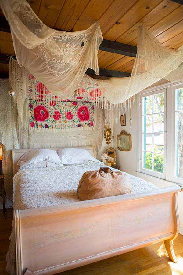 35 Mesmerizing Boho-Chic Interiors Infused With Love homesthetics decor (9)
