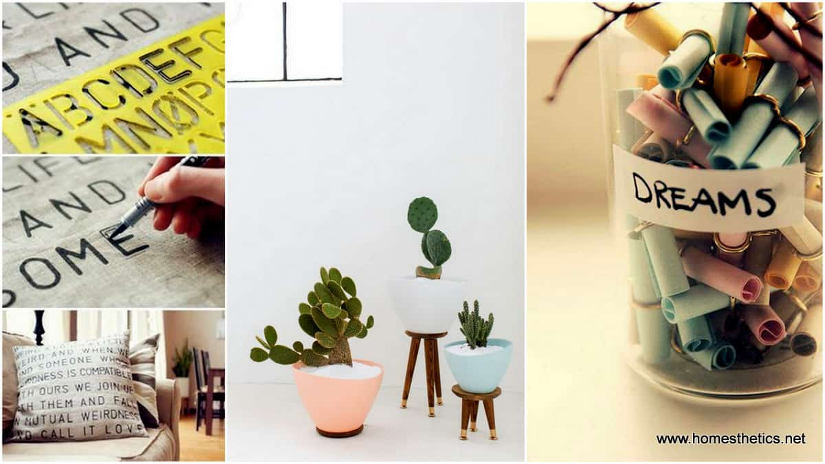 DIY pastel projects