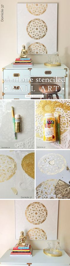 Elegant And Delicate DIY Project Ideas For Beginners-homesthetics (13)
