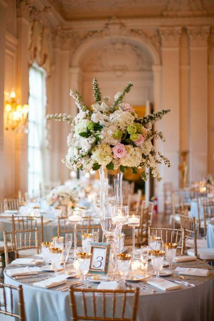 Elegant And Dreamy Floral Wedding Centerpieces Collection-homesthetics (1)