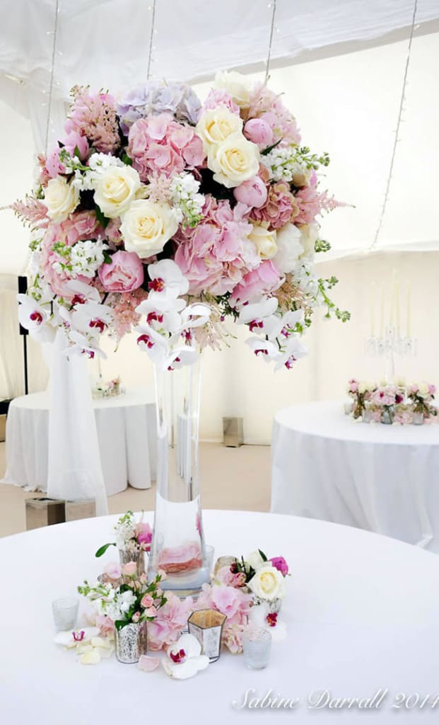 Elegant And Dreamy Floral Wedding Centerpieces Collection-homesthetics (17)