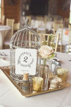 Elegant And Dreamy Floral Wedding Centerpieces Collection-homesthetics (3)