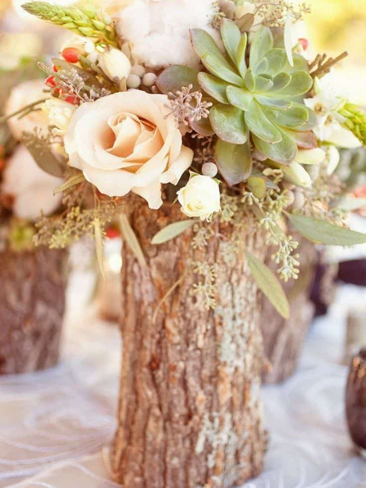 Elegant And Dreamy Floral Wedding Centerpieces Collection-homesthetics (8)