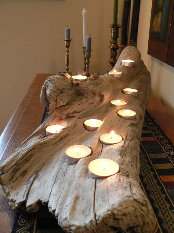 Find Creative Diy Driftwood Decor Inspiration For Your