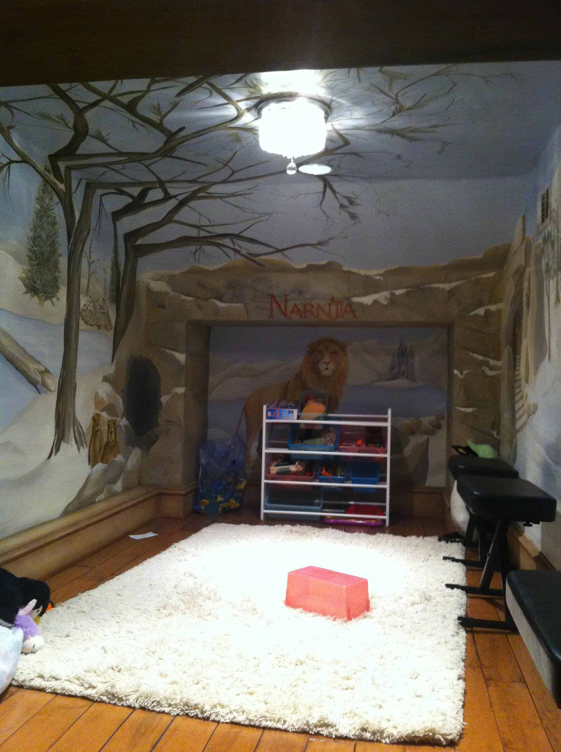Get Creative With Your Kids' Bedroom Decorations-homesthetics (10)
