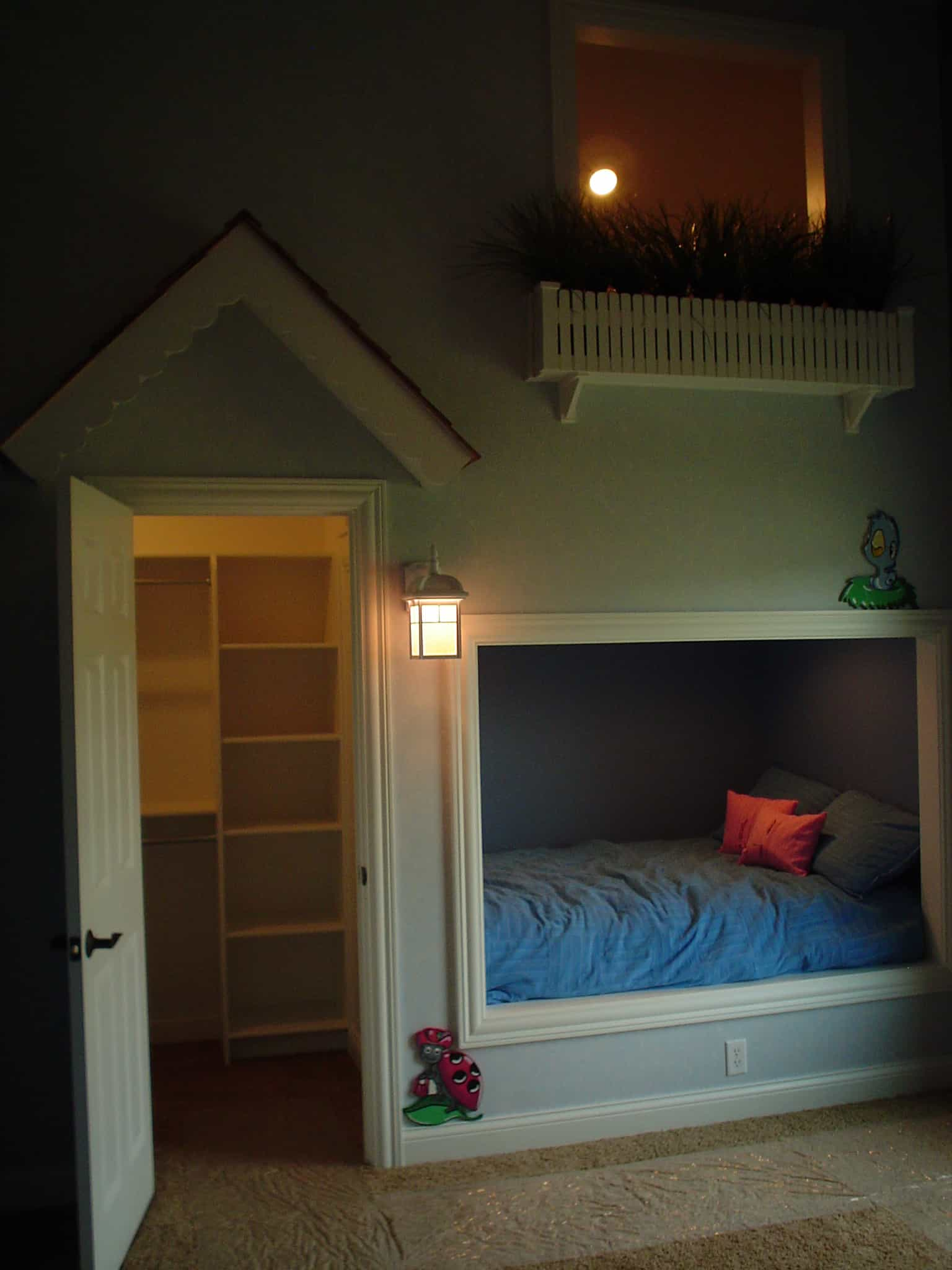 Get Creative With Your Kids' Bedroom Decorations-homesthetics (2)