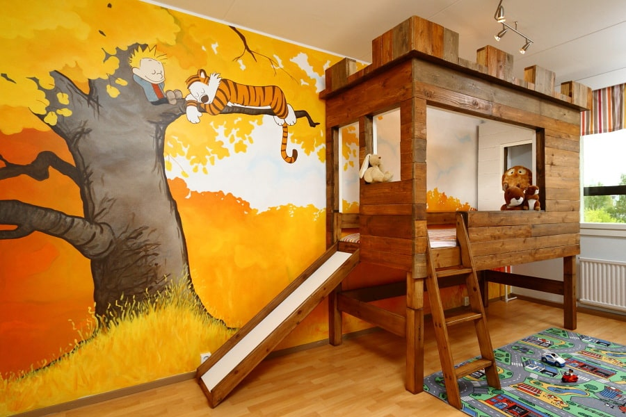 Get Creative With Your Kids' Bedroom Decorations-homesthetics (6)