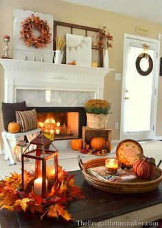 Greet Autumn With Cozy Scented Warm Home Decor Ideas-Homesthetics (23)