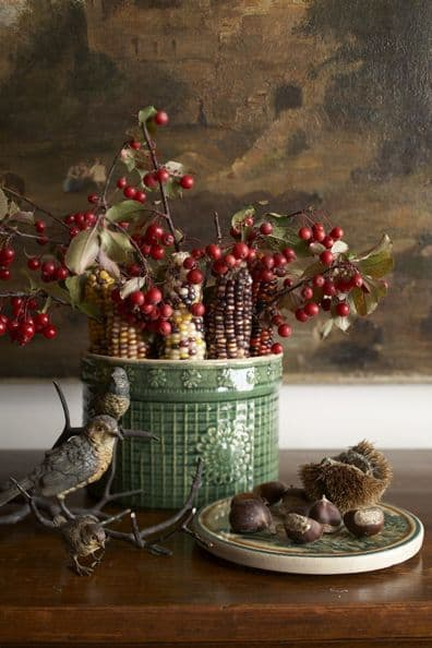 Greet Autumn With Cozy Scented Warm Home Decor Ideas-Homesthetics (29)