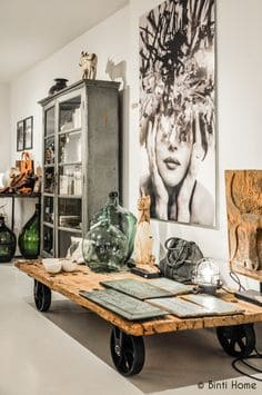 How To Create A Rustic Industrial Design Line In Your Home-homesthetics (1)