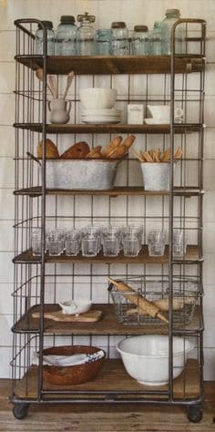 How To Create A Rustic Industrial Design Line In Your Home-homesthetics (17)