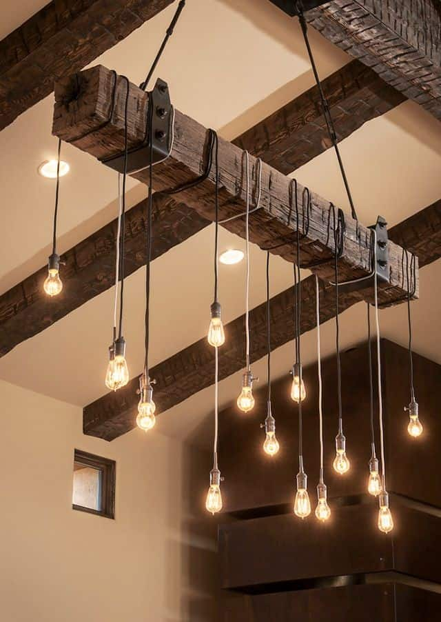 How To Create A Rustic Industrial Design Line In Your Home Homesthetics (5)