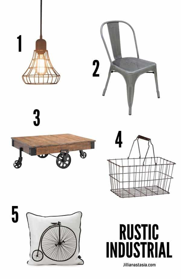 How To Create A Rustic Industrial Design Line In Your Home-homesthetics (7)