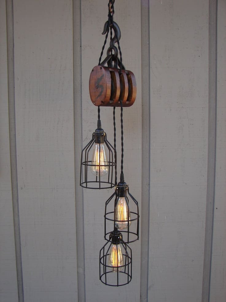 How To Create A Rustic Industrial Design Line In Your Home-homesthetics (8)