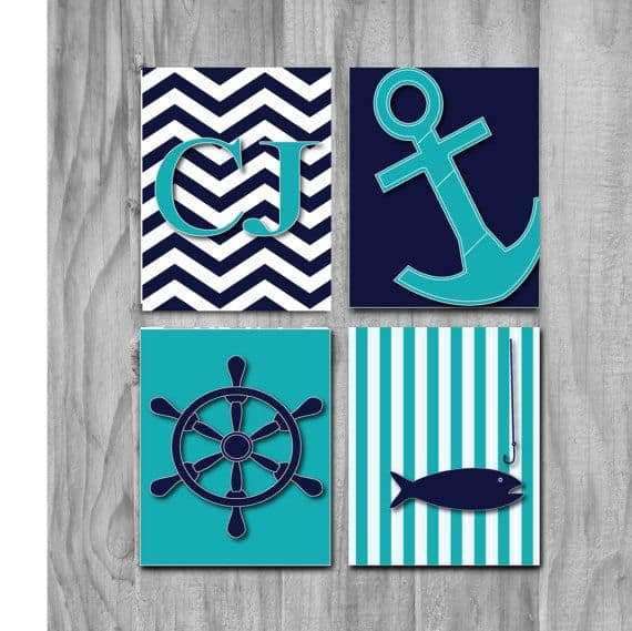 Learn How To Create A Navy Themed Bedroom-homesthetics (16)